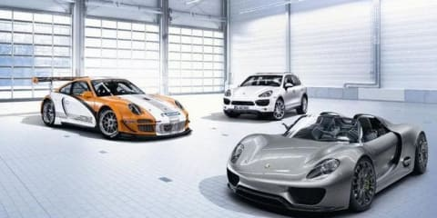 Porsche to introduce hybrid technology into every model