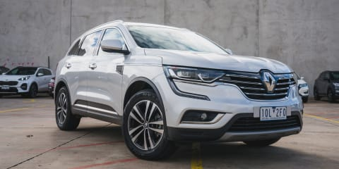 2019 Renault Koleos Intens review