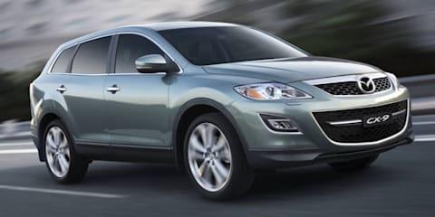 2011 Mazda CX-9 Update