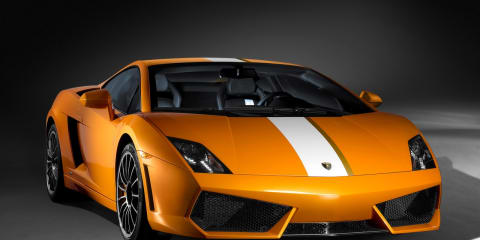 Tough times for Lamborghini, BMW strong in Australia
