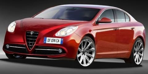 Alfa Romeo working on rear-wheel drive sedan, based on 300C