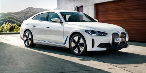 2022 BMW i4 unveiled in full with 400kW M flagship, Australian launch due early 2022