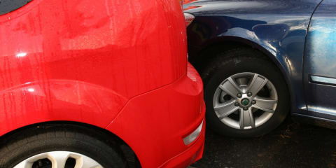 Majority of motorist would not confess to car park scrape