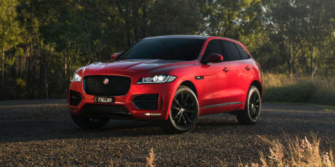 2017 Jaguar F-Pace ownership review two