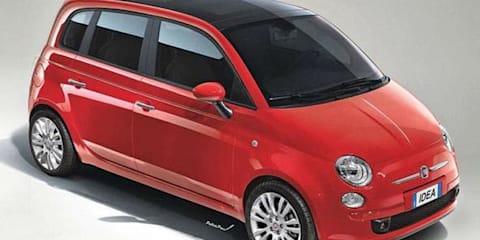 Fiat 500 four-door