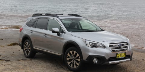 2015 Subaru Outback Review : 3.6R