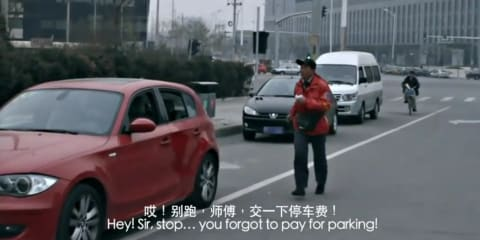 Video: BMW 1 Series controlled by Nokia phone