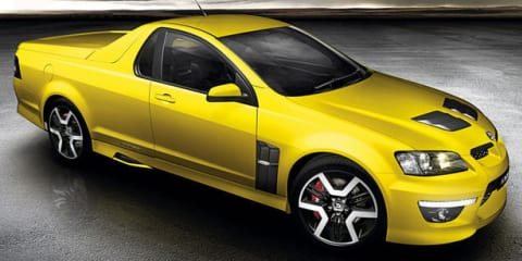 2011 HSV MALOO R8 20th ANNIVERSARY