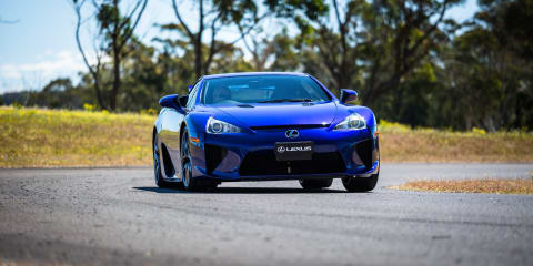 Lexus LFA: 9 remain in American dealerships