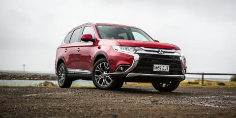 2018.5 Mitsubishi Outlander pricing and specs