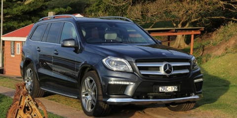 Mercedes-Benz GL Review: GL350 BlueTec