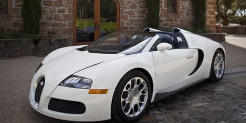 Bugatti Veyron 16.4 Grand Sport Review
