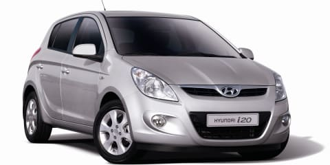 2009 Hyundai i20 at MIMS