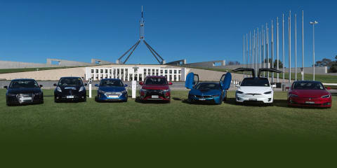 Podcast Special: All things electric with the Australian EV Council, JET Charge