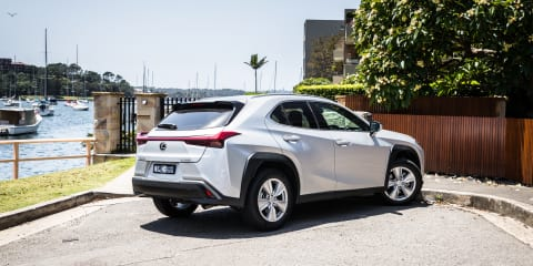 2019 Lexus UX200 review