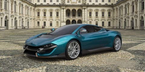Torino Design ATS Wild Twelve concept unveiled