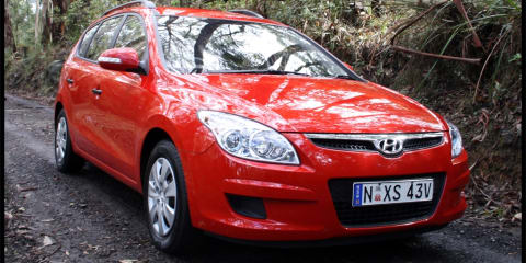 2009 Hyundai i30cw Review & Road Test