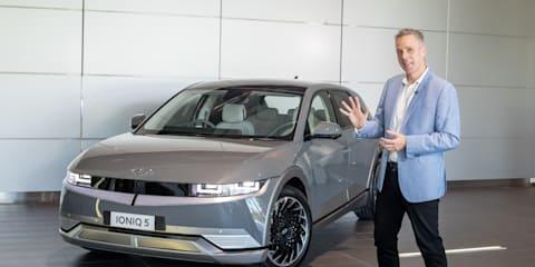 2022 Hyundai Ioniq 5 review: First-look walkaround