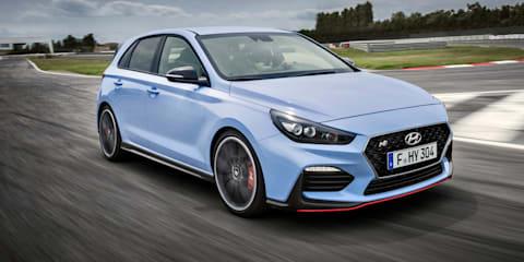 Hyundai i30 N revealed - UPDATE: Oz launch delayed