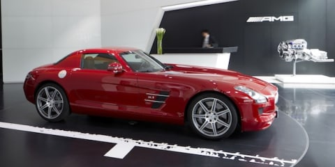 AMG stands alone in Beijing