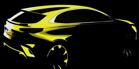 2020 Kia XCeed sketched