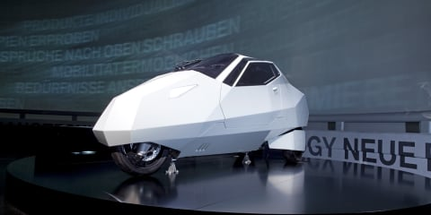 BMW Simple Concept Video