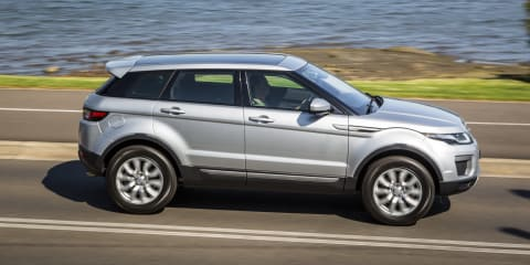 2016 Range Rover Evoque Review