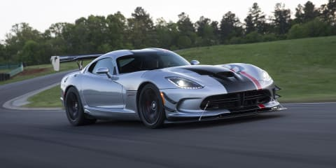 Fiat Chrysler boss says new Viper possible, talks about Alfa Romeo and Ferrari - report