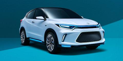 Honda reveals Everus EV concept