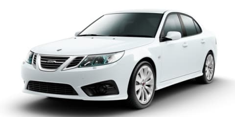 Fans chip in to save the last Saab 9-3