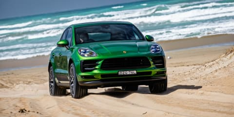 Porsche Macan: Current car to be built alongside new electric-only model