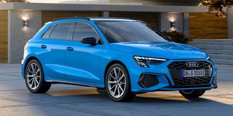 2021 Audi A3 40 TFSI e plug-in hybrid revealed