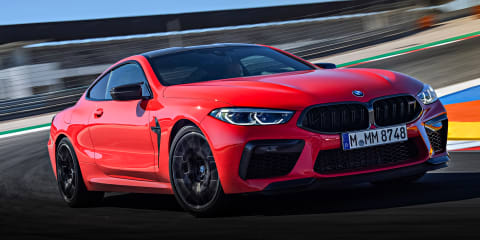 2019 BMW M8 Competition Coupe review: Track test