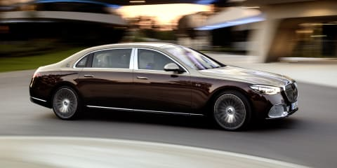 2022 Mercedes-Benz S-Class price and specs: S580 L V8 and Maybach S680 join range