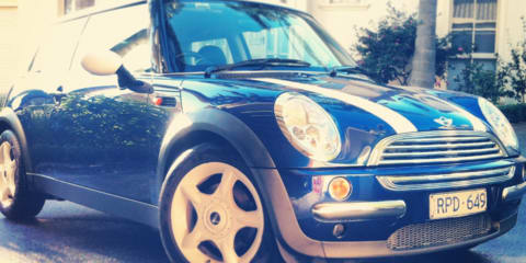2002 Mini Cooper S review