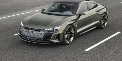 2021 Audi RS E-Tron GT to get three electric motors and 520kW – report