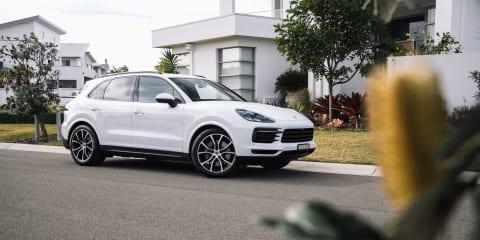 2018 Porsche Cayenne S review