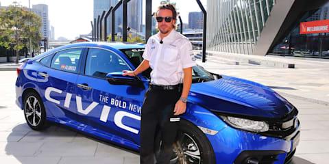 Honda Australia targets Mazda in brand-building campaign
