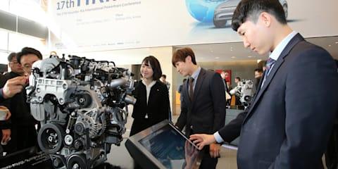 Hyundai details more efficient new Smart Stream powertrains