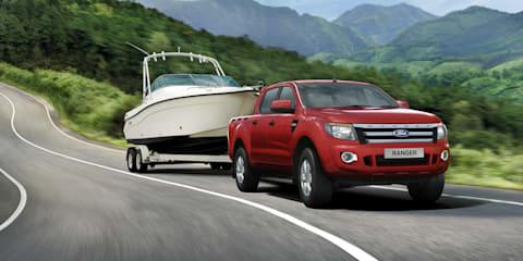 Ford Ranger XLS: new 4x4 ute from $48,090