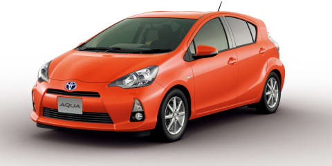 Toyota Prius C hybrid hatch unlikely to beat regular Prius