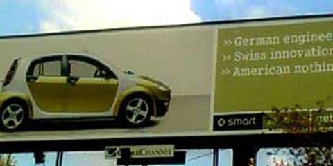 Smart Car, Dumb Ad?