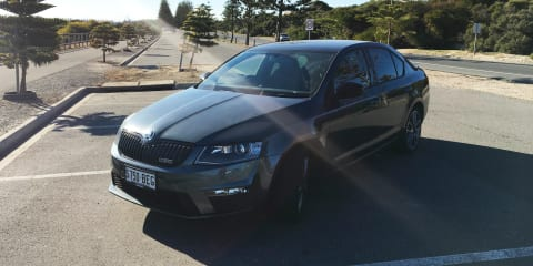 2014 Skoda Octavia RS 162TSI review