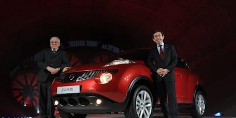 2010 Nissan Juke unveiled before Geneva Motor Show