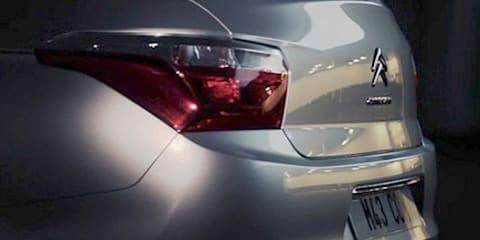 2013 Citroen 'ID' sedan images leaked
