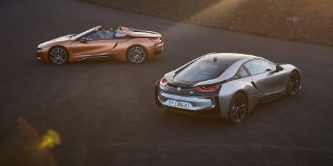 BMW i8: No sportier variant coming