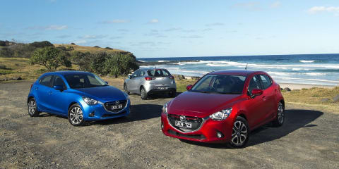 2015 Mazda 2: pricing and specifications