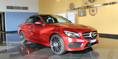 Mercedes-Benz C-Class pricing and specifications :: priced from $60,900