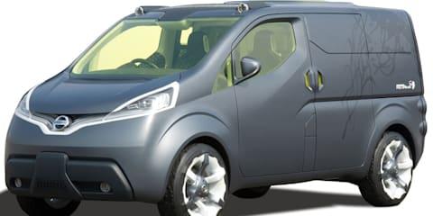 Nissan to unveil NV200 at Geneva