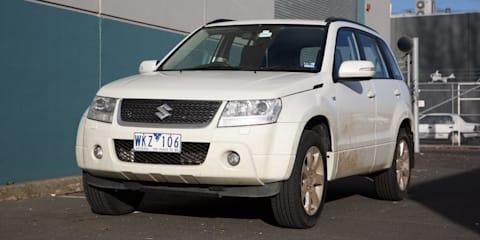 Suzuki Grand Vitara Review & Road Test